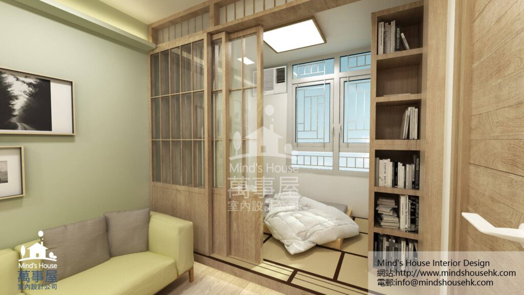 沙田水泉澳裝修室內設計-Shui Chuen O Estate