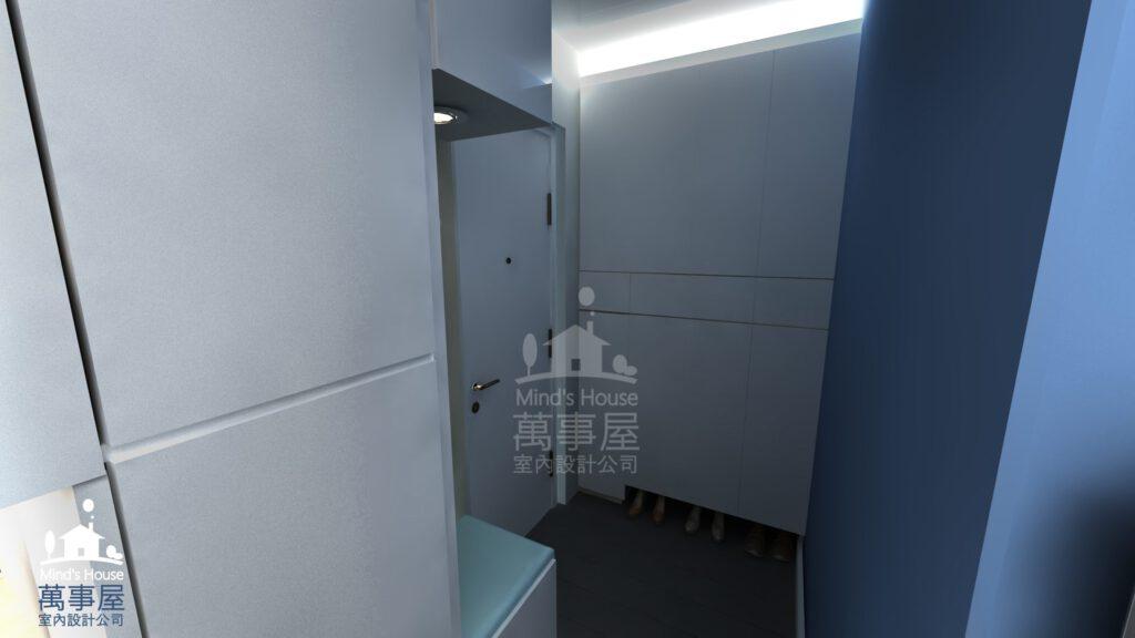 屯門大興邨裝修室內設計-Tai Hing Estate