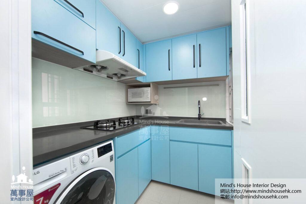 元朗朗善邨裝修室內設計-Long Shin Estate
