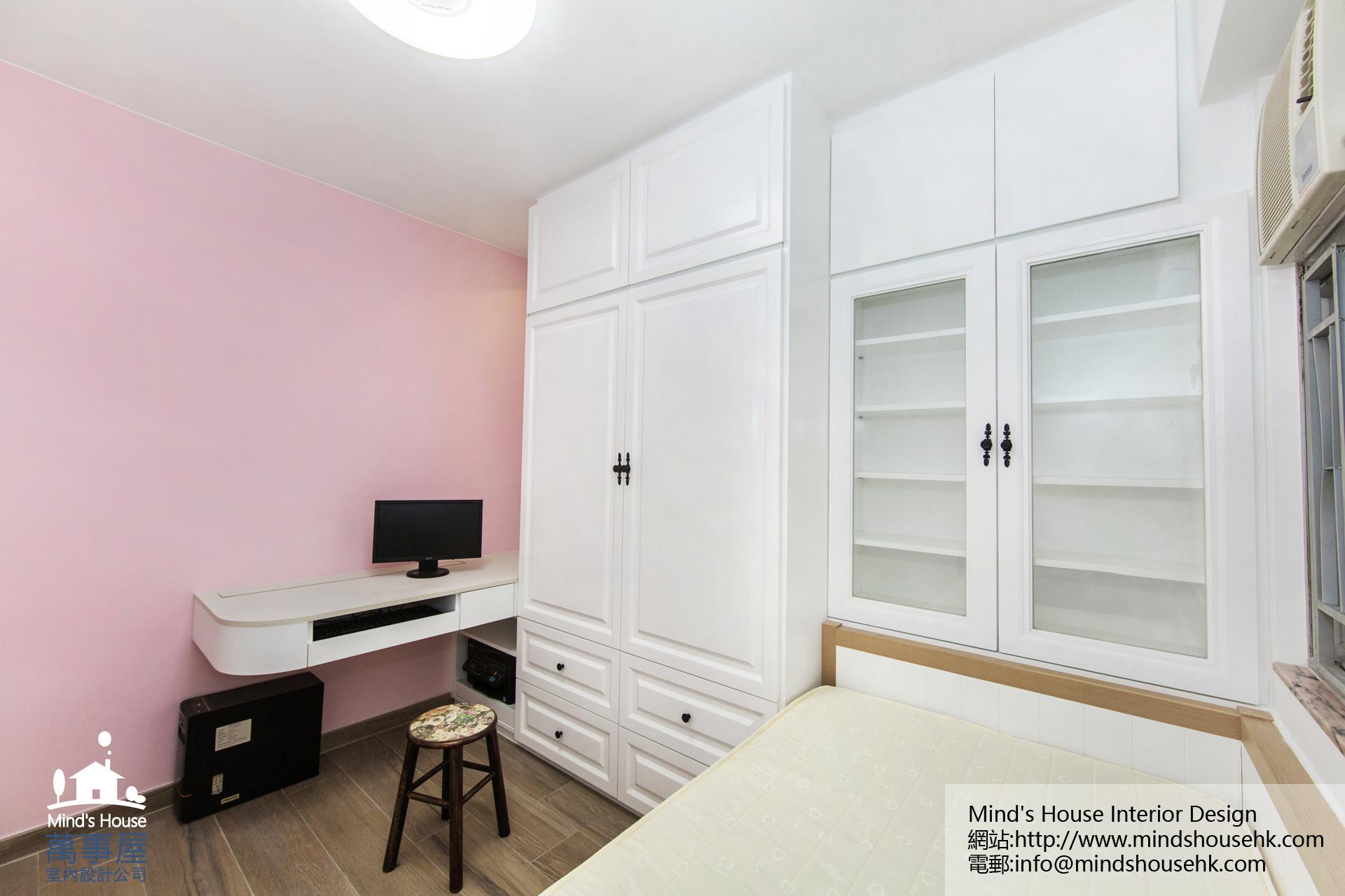屯門兆山苑裝修室內設計-Siu Shan Court