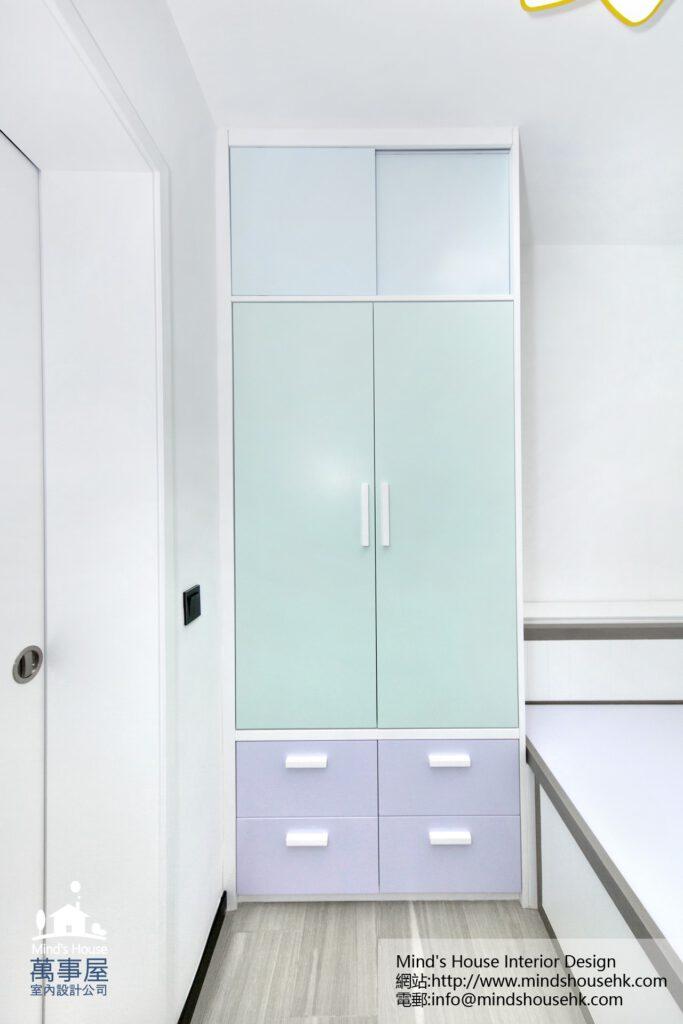 朗屏屏欣苑裝修室內設計-Ping Yan Court