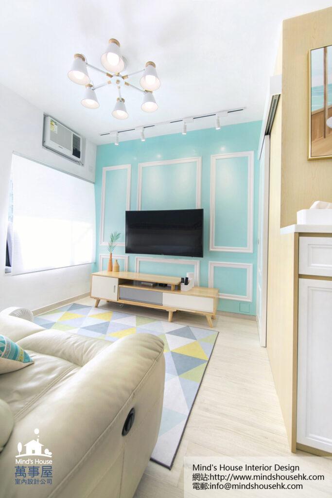屯門邁亞美海灣裝修室內設計-Miami Beach Towers